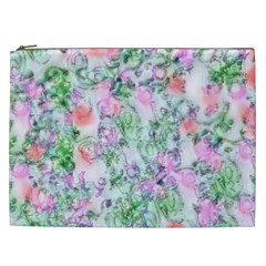 Softly Floral A Cosmetic Bag (XXL)