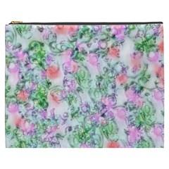 Softly Floral A Cosmetic Bag (XXXL)