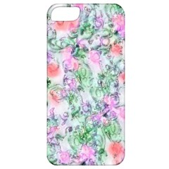 Softly Floral A Apple iPhone 5 Classic Hardshell Case