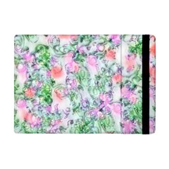 Softly Floral A Apple iPad Mini Flip Case