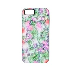 Softly Floral A Apple iPhone 5 Classic Hardshell Case (PC+Silicone)