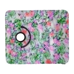 Softly Floral A Galaxy S3 (Flip/Folio)