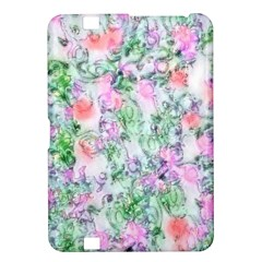 Softly Floral A Kindle Fire HD 8.9