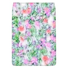 Softly Floral A Flap Covers (L)