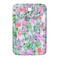 Softly Floral A Samsung Galaxy Note 8.0 N5100 Hardshell Case