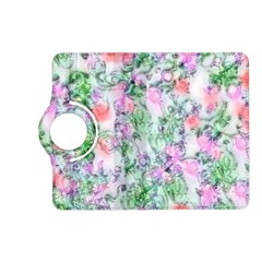 Softly Floral A Kindle Fire HD (2013) Flip 360 Case