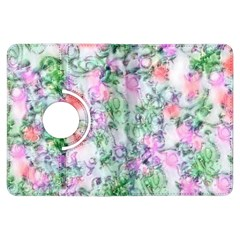 Softly Floral A Kindle Fire HDX Flip 360 Case