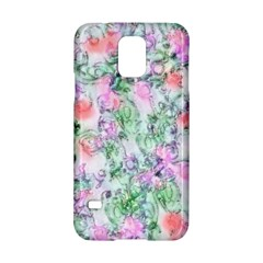 Softly Floral A Samsung Galaxy S5 Hardshell Case
