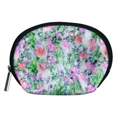 Softly Floral A Accessory Pouches (Medium)