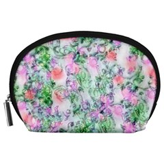 Softly Floral A Accessory Pouches (Large)