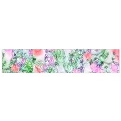 Softly Floral A Flano Scarf (Small)