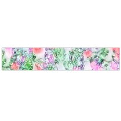 Softly Floral A Flano Scarf (Large)