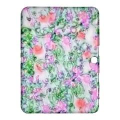 Softly Floral A Samsung Galaxy Tab 4 (10.1 ) Hardshell Case