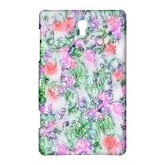Softly Floral A Samsung Galaxy Tab S (8.4 ) Hardshell Case