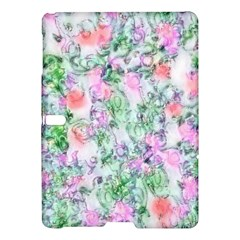 Softly Floral A Samsung Galaxy Tab S (10.5 ) Hardshell Case