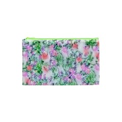 Softly Floral A Cosmetic Bag (XS)