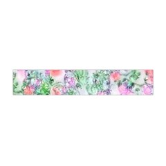 Softly Floral A Flano Scarf (Mini)