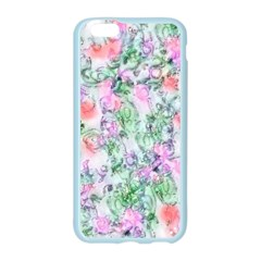 Softly Floral A Apple Seamless iPhone 6/6S Case (Color)