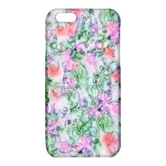 Softly Floral A iPhone 6/6S TPU Case
