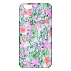 Softly Floral A iPhone 6 Plus/6S Plus TPU Case