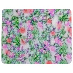 Softly Floral A Jigsaw Puzzle Photo Stand (Rectangular)