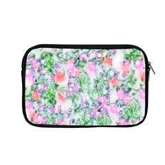 Softly Floral A Apple Macbook Pro 13  Zipper Case