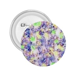 Softly Floral B 2.25  Buttons