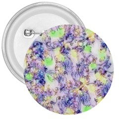 Softly Floral B 3  Buttons