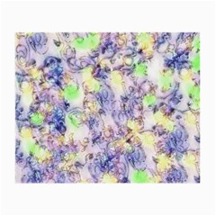 Softly Floral B Small Glasses Cloth (2-Side)