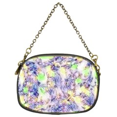 Softly Floral B Chain Purses (Two Sides)