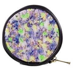 Softly Floral B Mini Makeup Bags