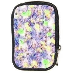 Softly Floral B Compact Camera Cases