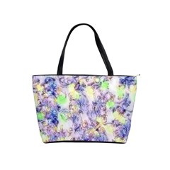 Softly Floral B Shoulder Handbags