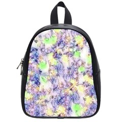 Softly Floral B School Bags (Small)