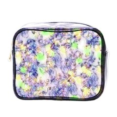 Softly Floral B Mini Toiletries Bags