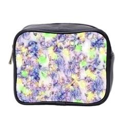 Softly Floral B Mini Toiletries Bag 2-Side