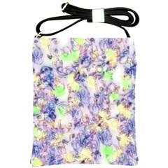 Softly Floral B Shoulder Sling Bags