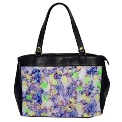 Softly Floral B Office Handbags