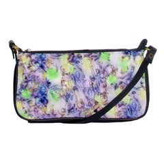Softly Floral B Shoulder Clutch Bags
