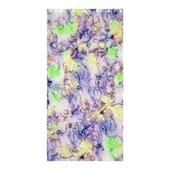 Softly Floral B Shower Curtain 36  x 72  (Stall)