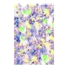 Softly Floral B Shower Curtain 48  x 72  (Small)