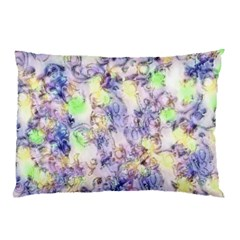 Softly Floral B Pillow Case (Two Sides)