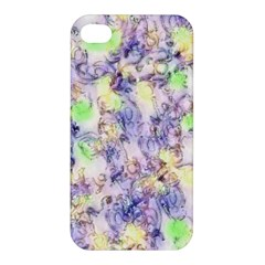 Softly Floral B Apple iPhone 4/4S Hardshell Case