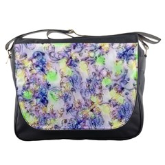 Softly Floral B Messenger Bags