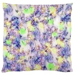 Softly Floral B Large Cushion Case (One Side)