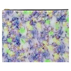 Softly Floral B Cosmetic Bag (XXXL)
