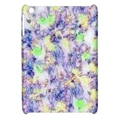 Softly Floral B Apple iPad Mini Hardshell Case