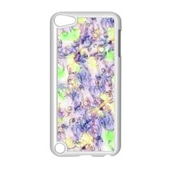 Softly Floral B Apple iPod Touch 5 Case (White)