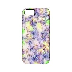 Softly Floral B Apple iPhone 5 Classic Hardshell Case (PC+Silicone)