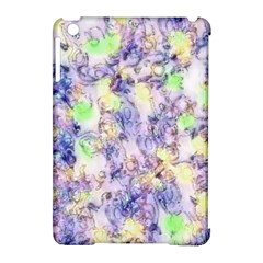 Softly Floral B Apple iPad Mini Hardshell Case (Compatible with Smart Cover)